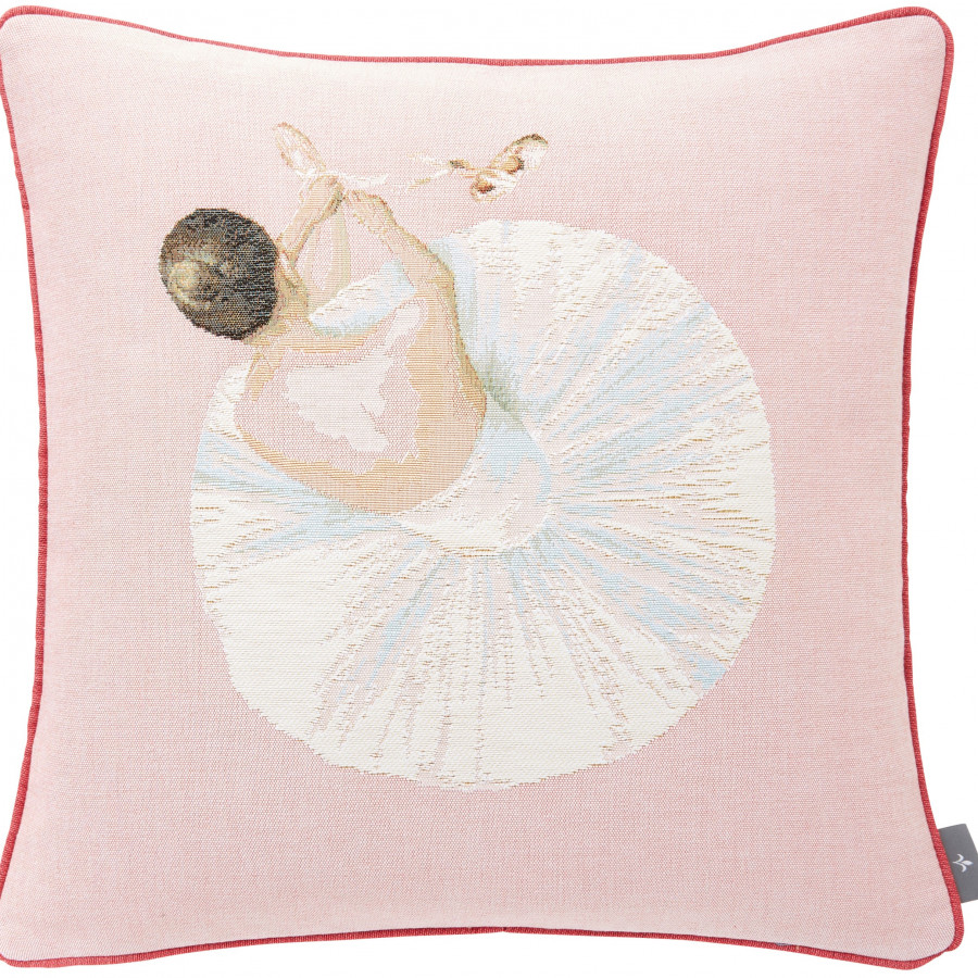 Tapestry cushion cover Dancer pointe