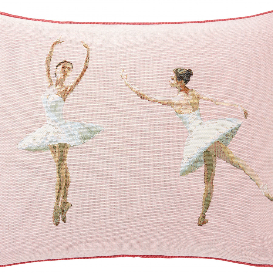 Tapestry cushion cover Dancers