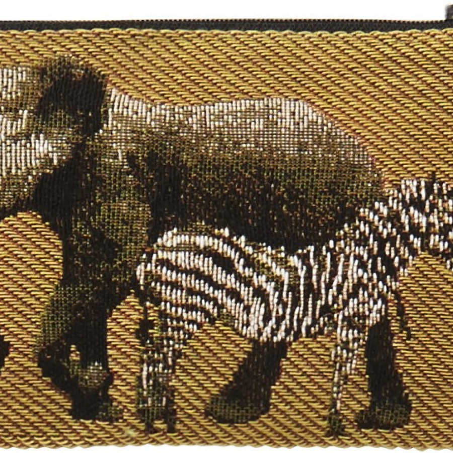 Cosmetic bag Savannah animals