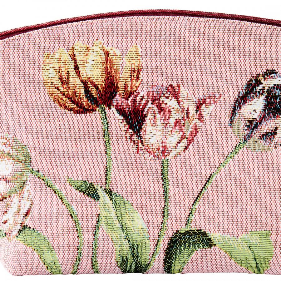 Cosmetic bag Tulips