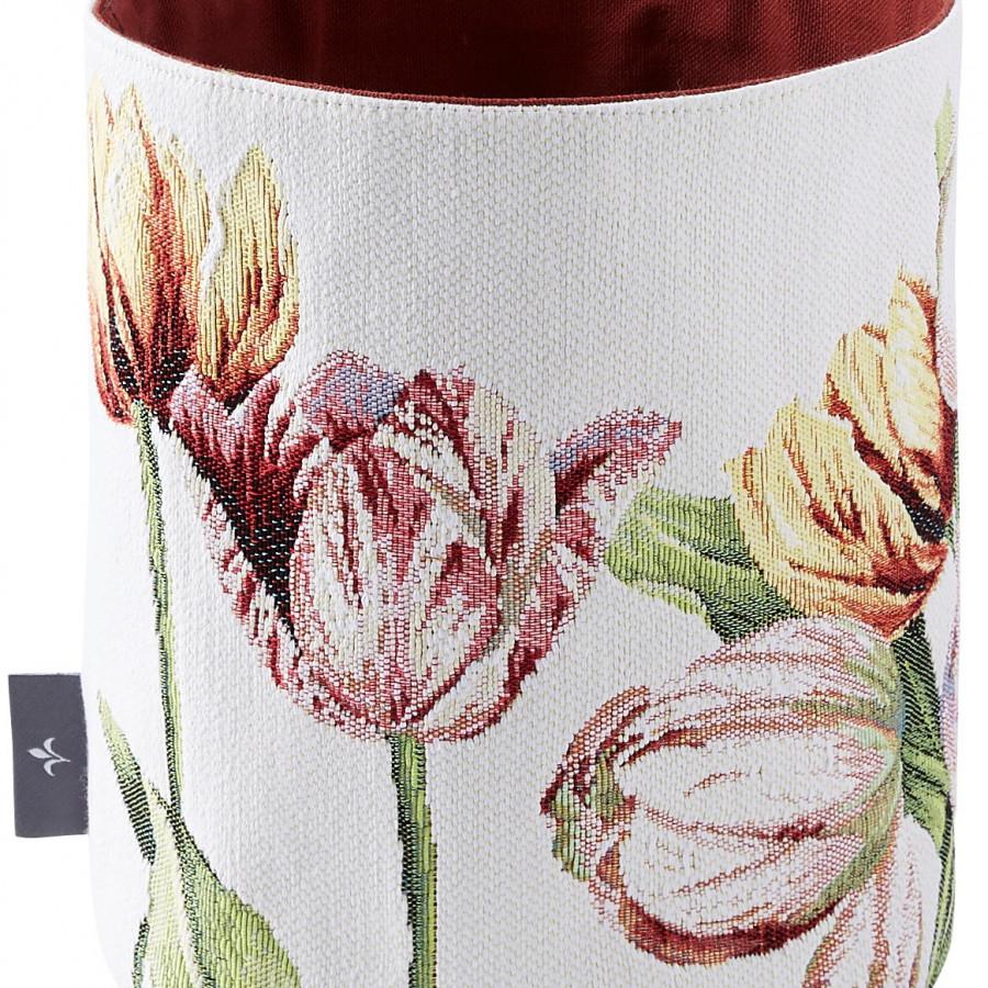Panier Tulipes