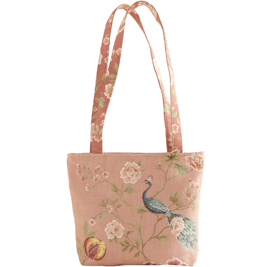 Tapestry bag Pomegranate and birds