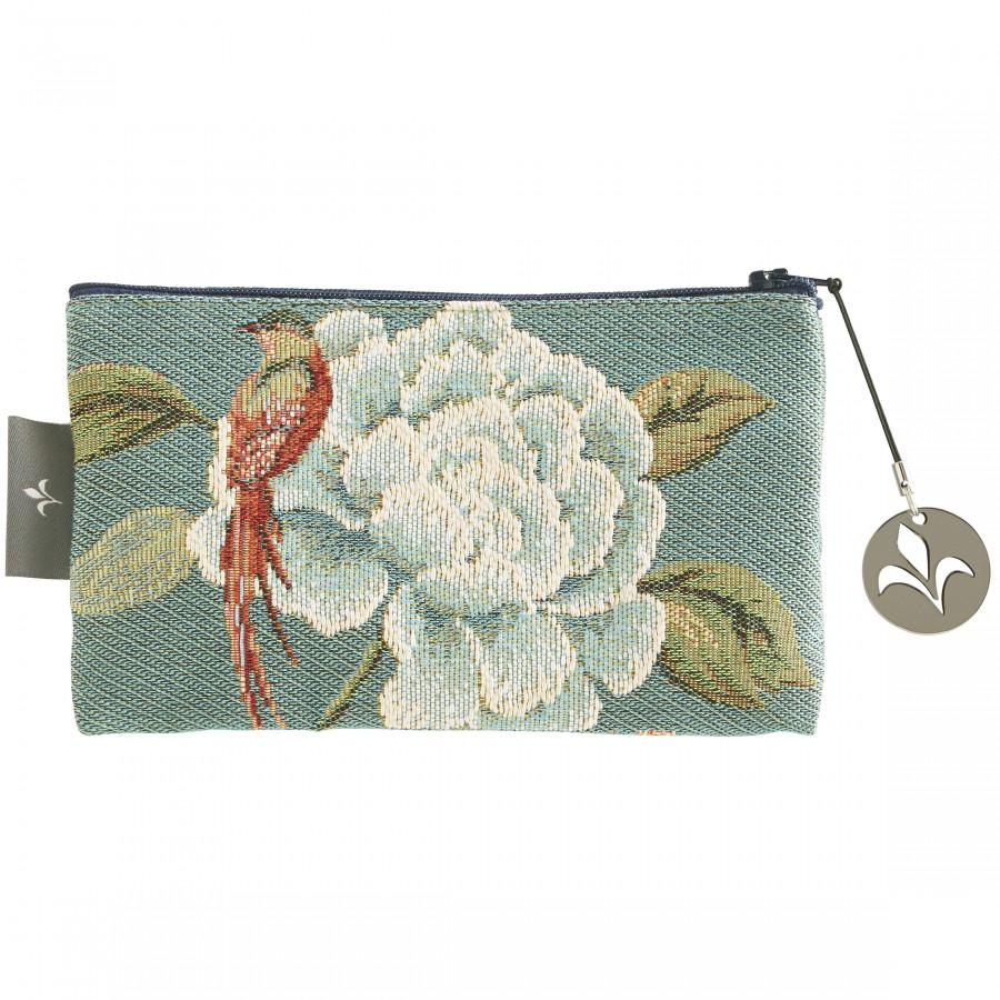 Pochette tapisserie Grenadier aux oiseaux