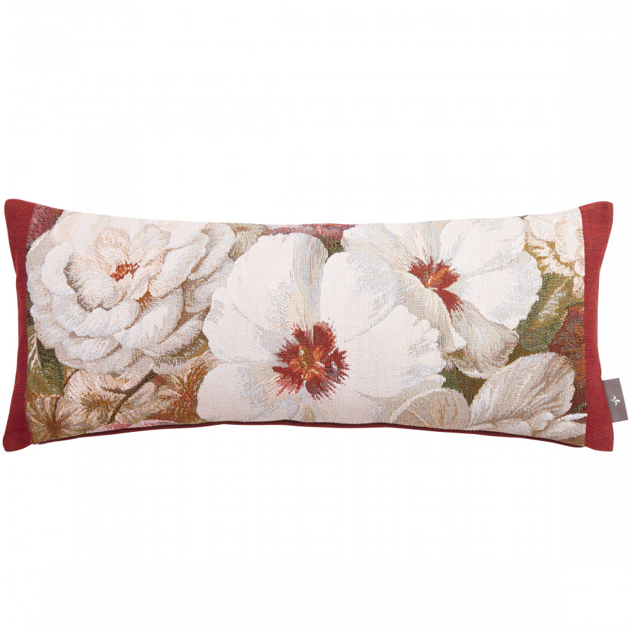Cushion cover Tapestry Classical bouquet