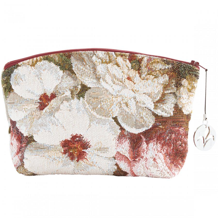 Trousse tapisserie Fleur bouquet classique