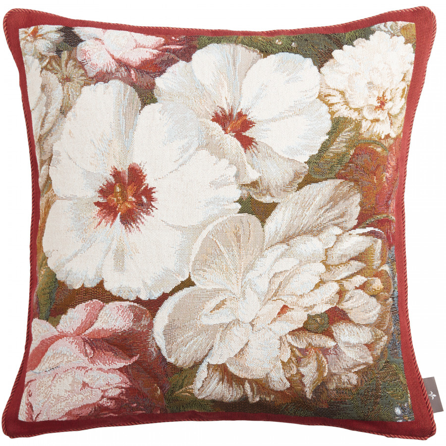 Cushion cover Tapestry Hibiscus peony