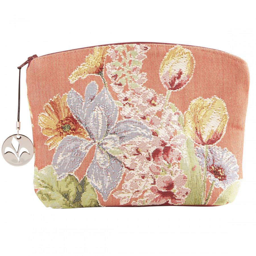 Trousse tapisserie Parterre de fleurs