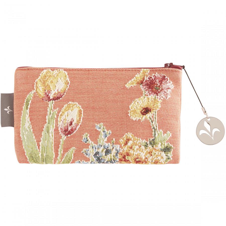 Pochette tapisserie Parterre de fleurs