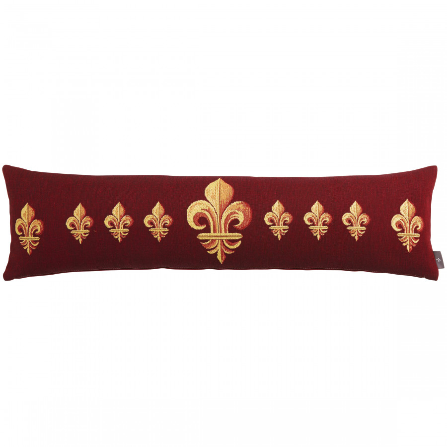 Tapestry cushion cover Fleurs de Lys