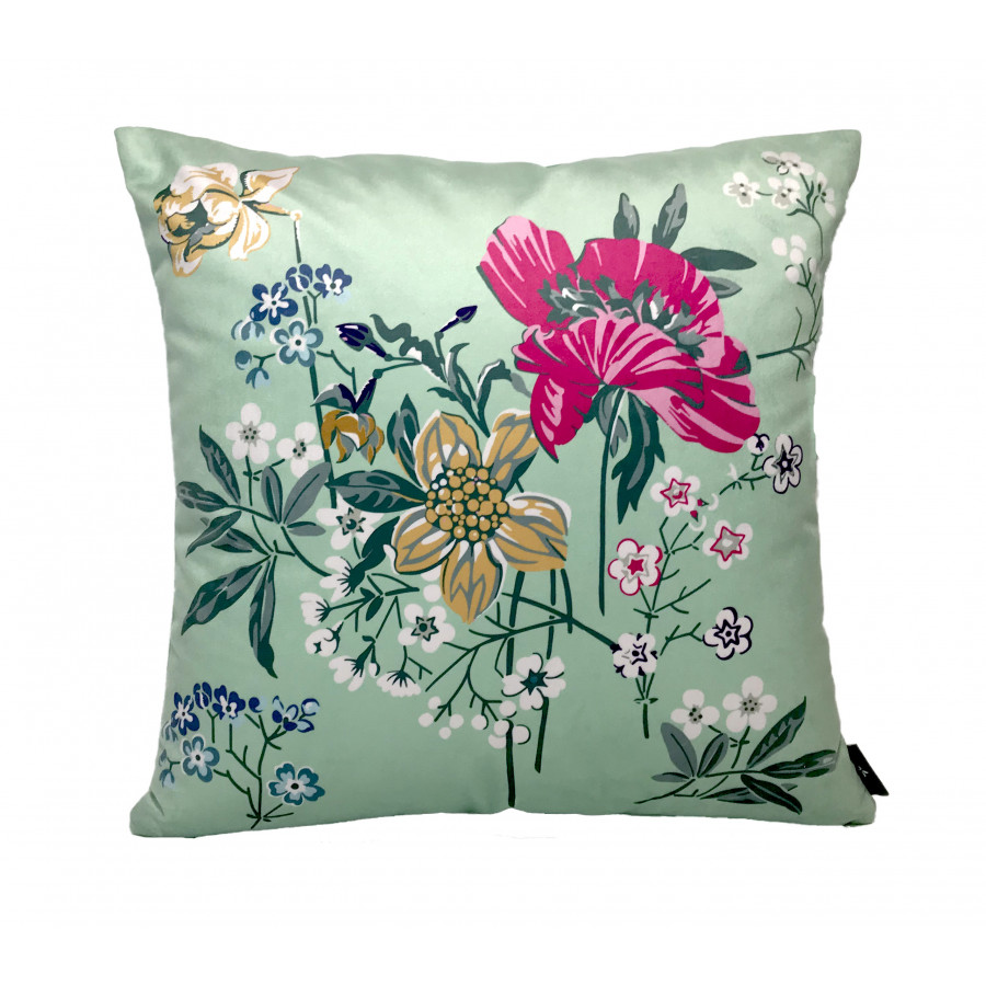 Cushion cover Printed Poppy