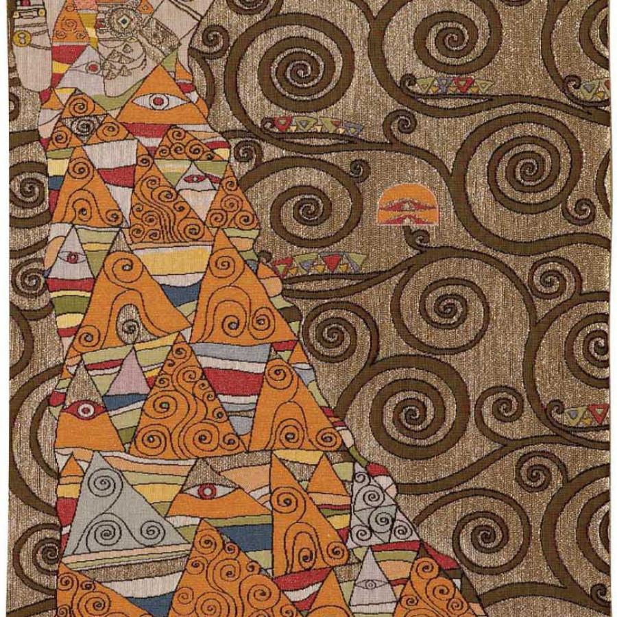 8585F : Dame Klimt, foncé gauche