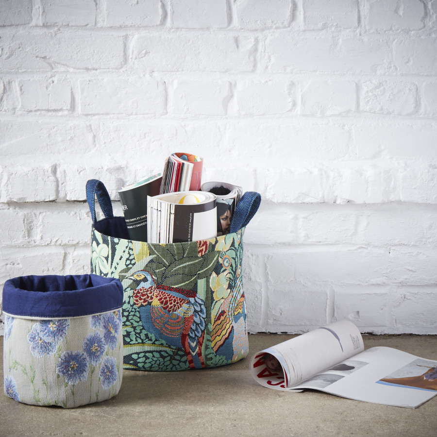 Basket tapestry Duchess