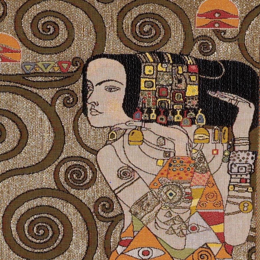 8586F : Dame Klimt,foncé droite