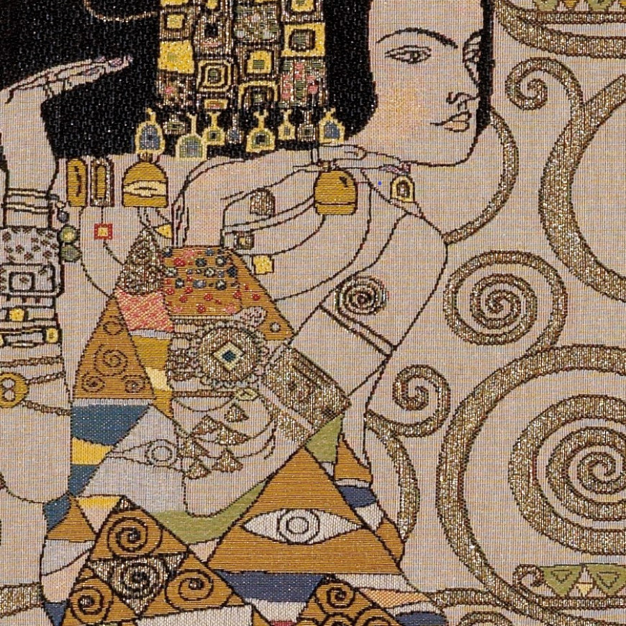 8585C : From Klimt , light background