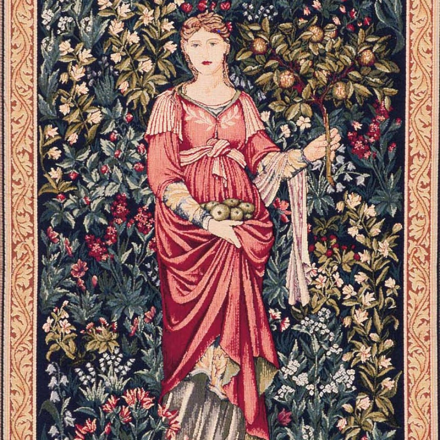 Tapisserie Pomona, William Morris