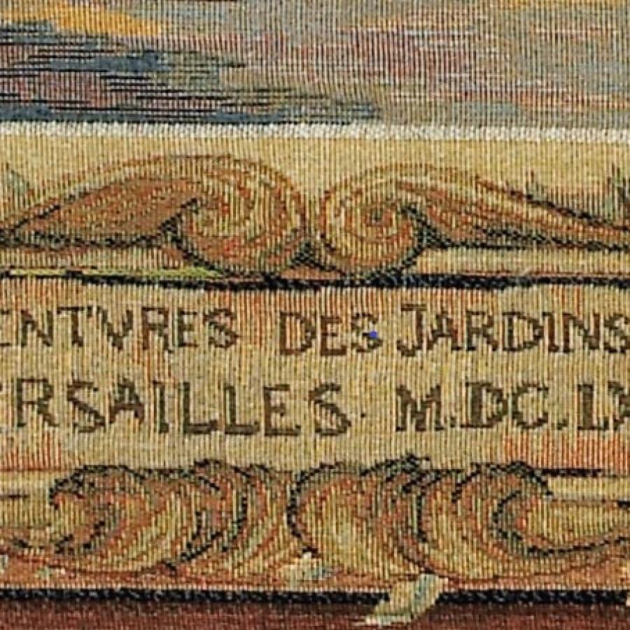 Tapisserie  Petit Versailles