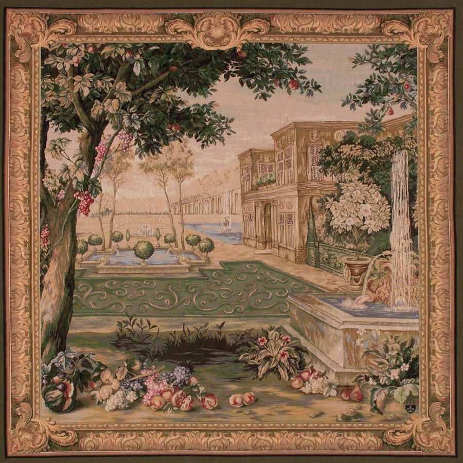Tapestry Verdure Fountain (square)
