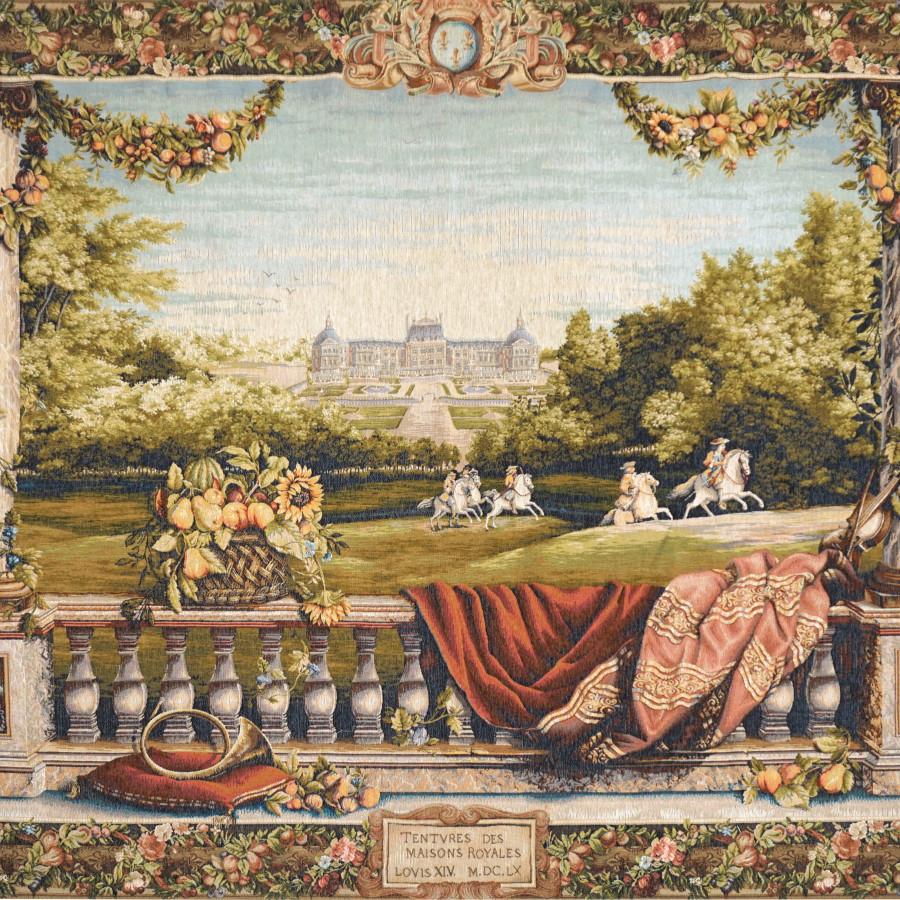 9111 : Terrasse au chateau