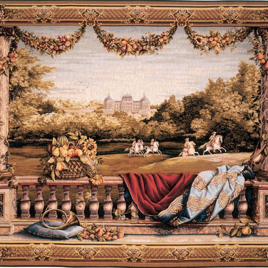 Tapisserie Château Bellevue