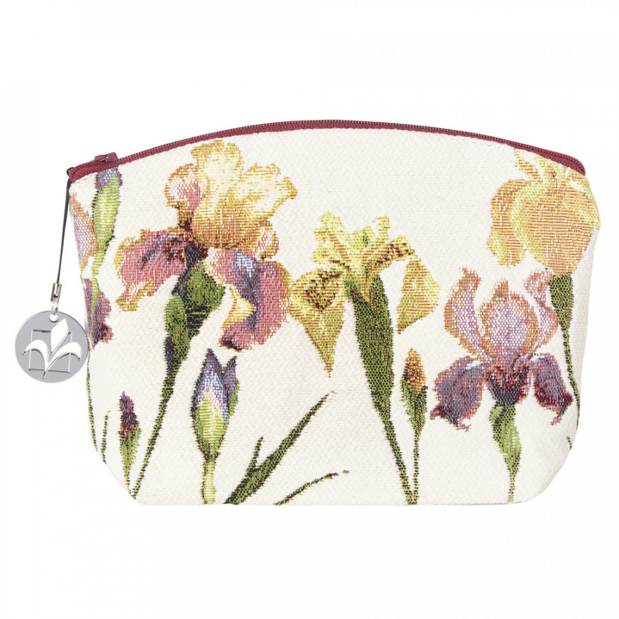 Trousse tapisserie Giverny multi fleurs