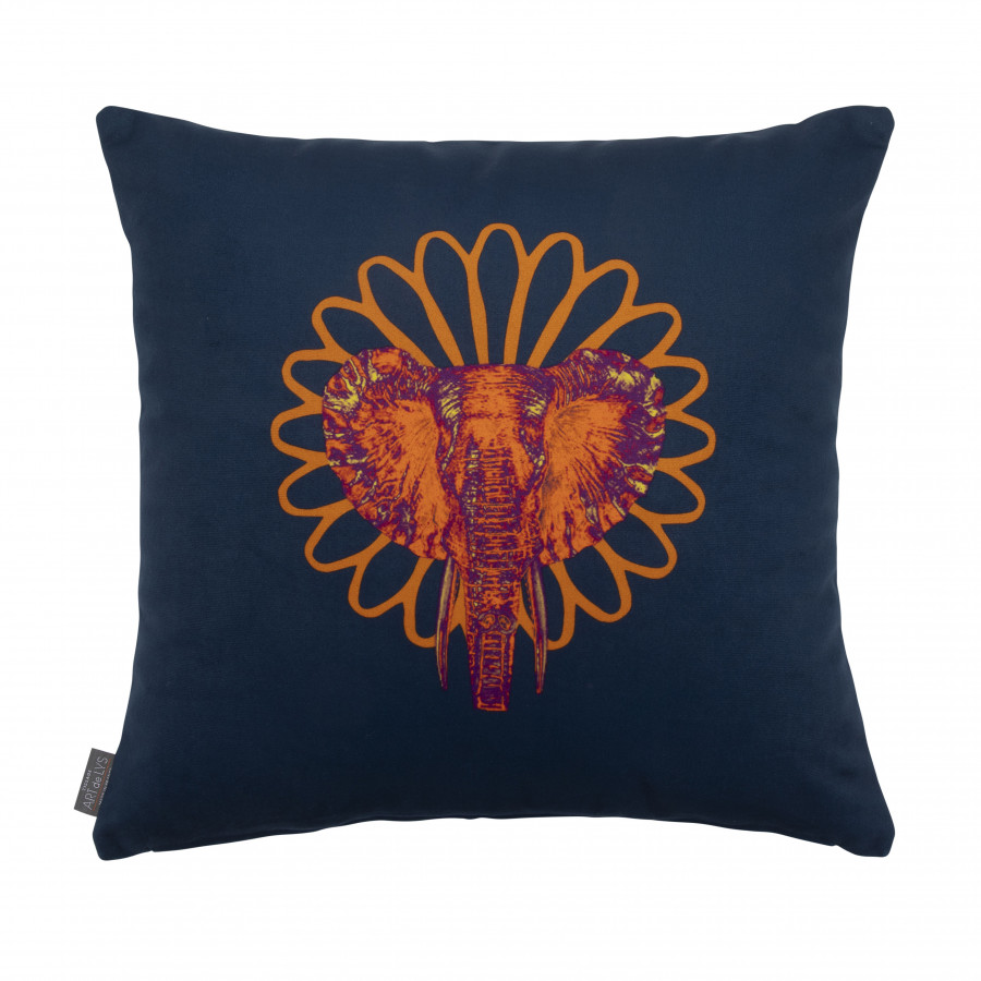 Cushion cover Printed ELEPHANT