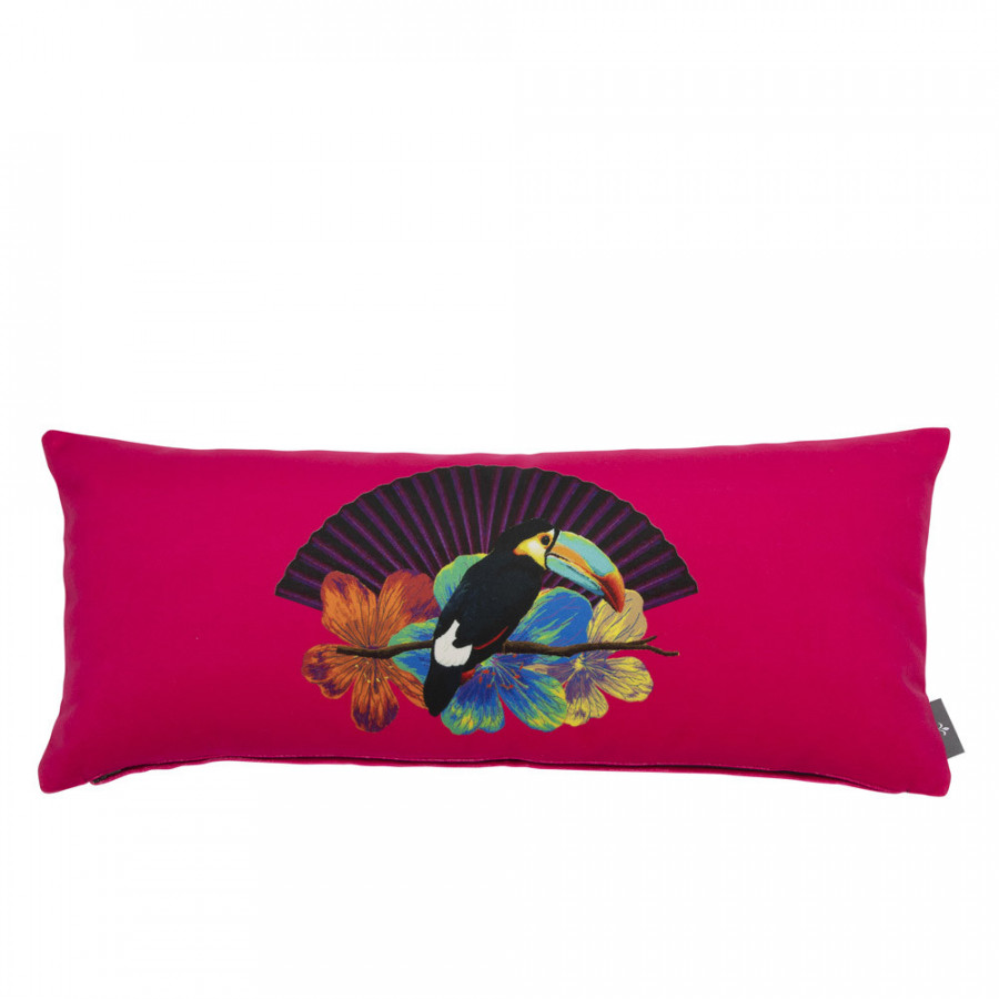Cushion cover Printed Toucan