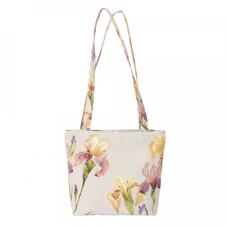Tapestry shoulder bag Giverny