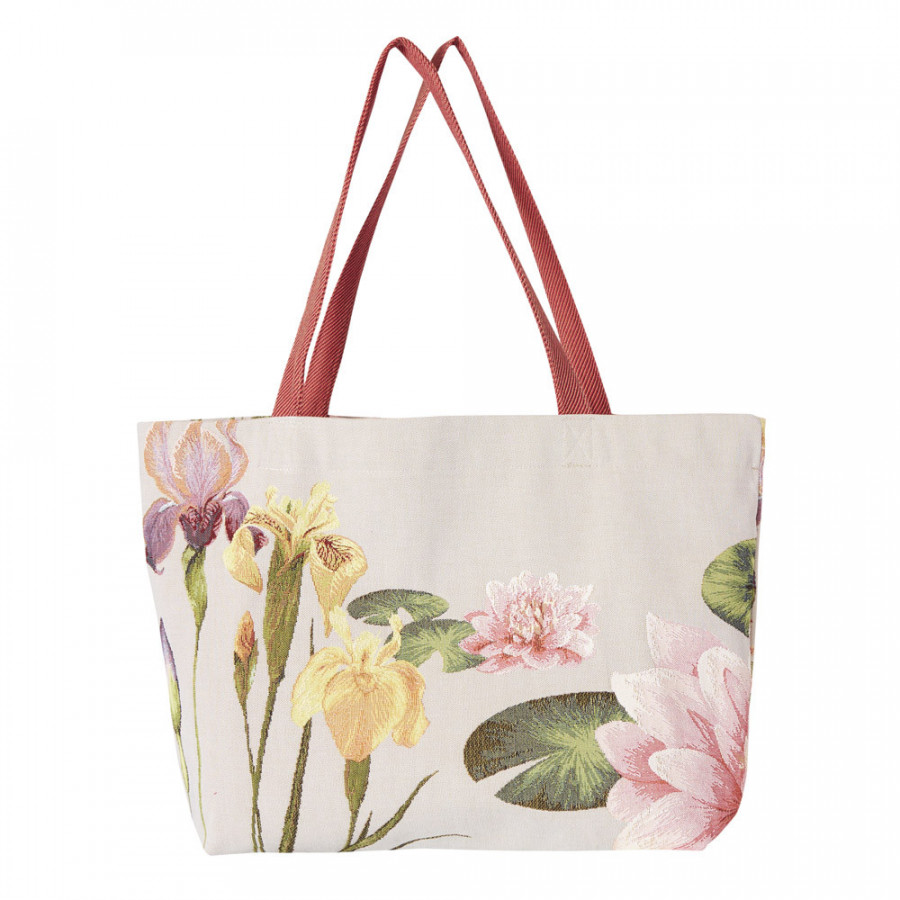Grand sac tapisserie Giverny