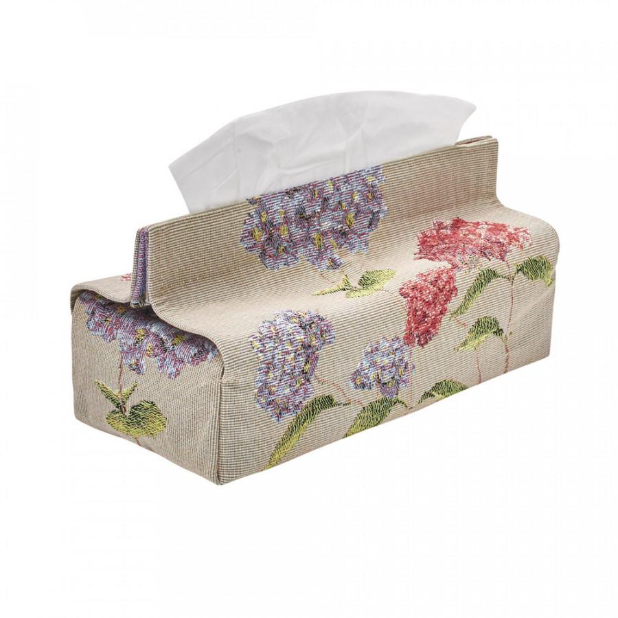 Boîte à mouchoirs Hortansia