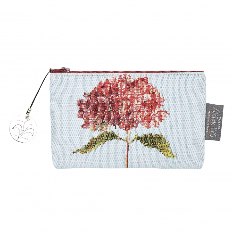 Tapestry purse Hydrangea