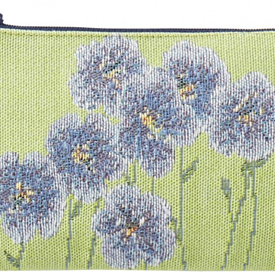 Purse Flax flowers