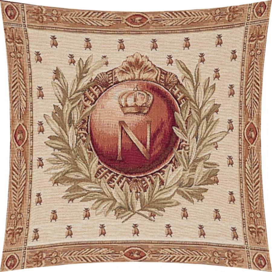 Housse de coussin Empire, Napoléon