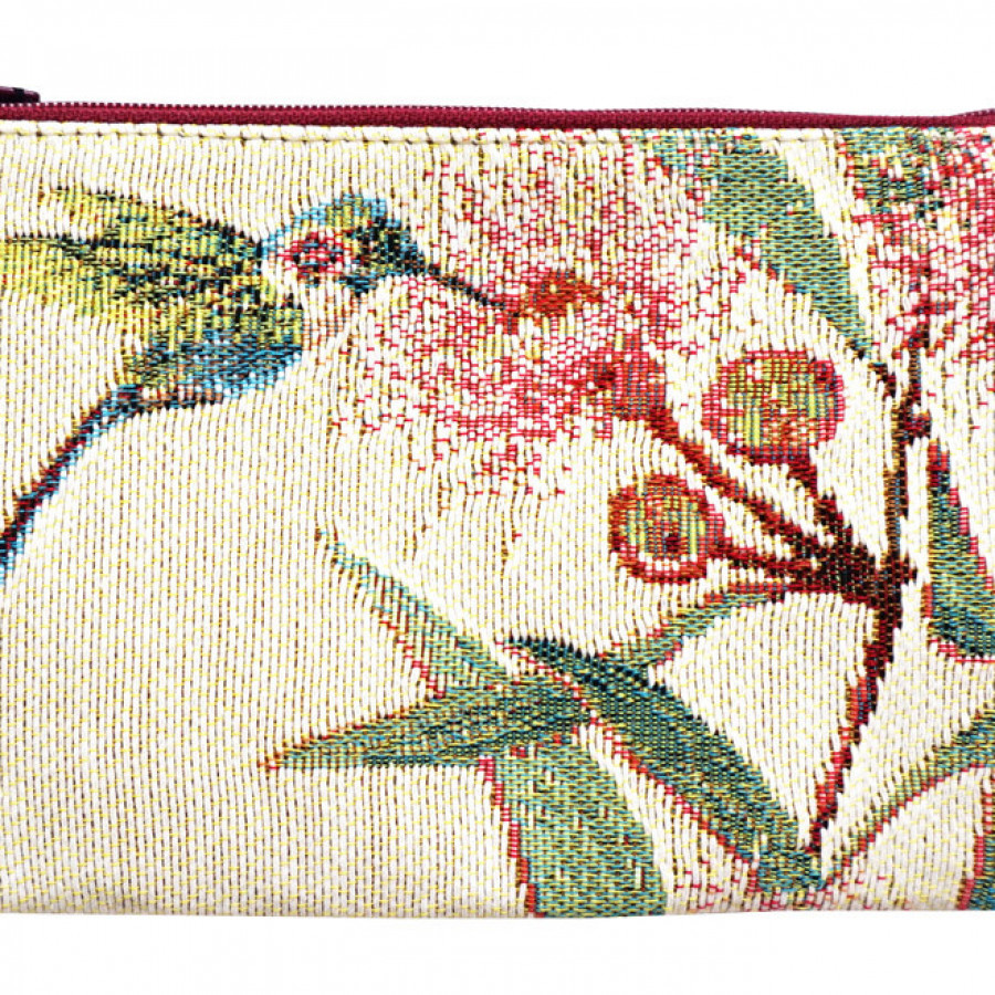 Pochette Eucalyptus et colibri