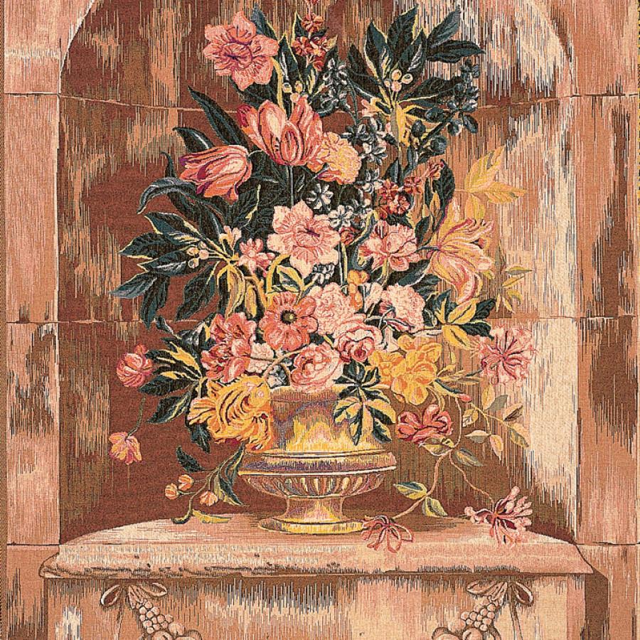 Tapisserie Bouquet niche