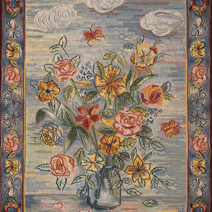 Tapestry Modern style bouquet
