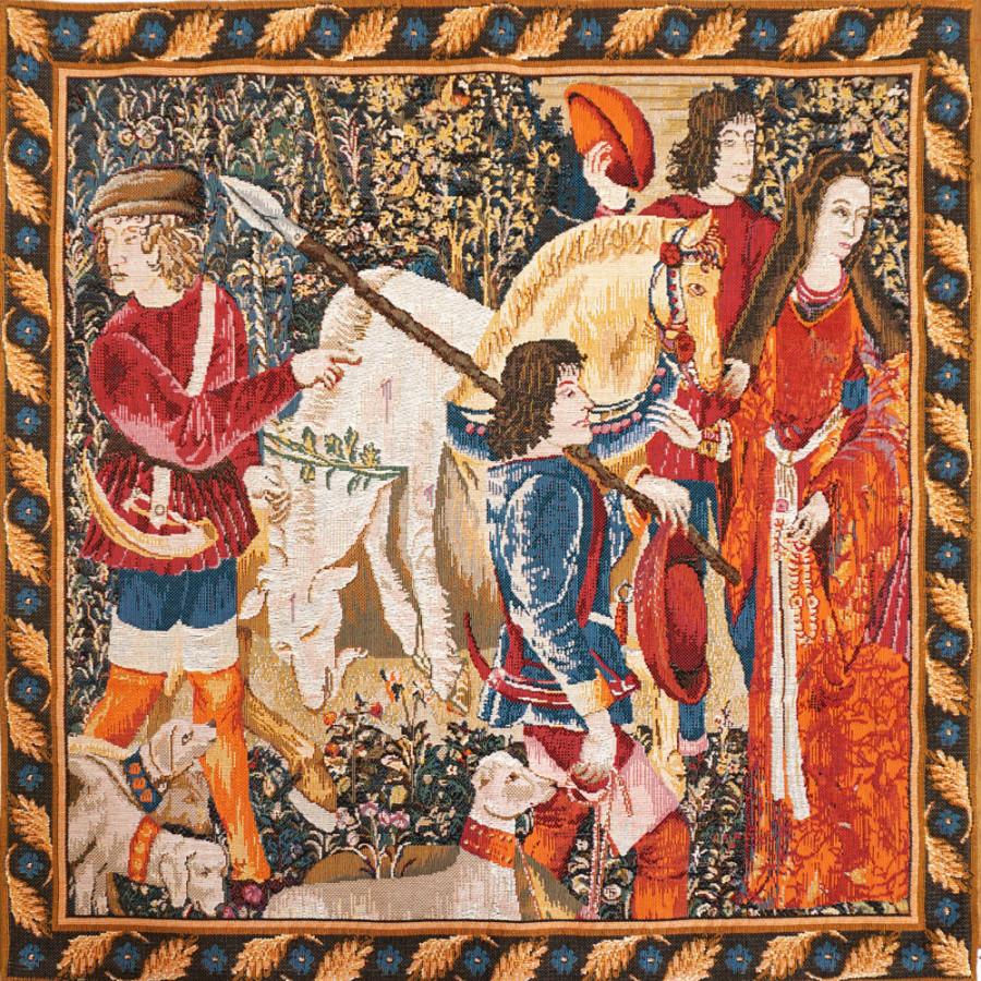 8637  : Licorne blessée