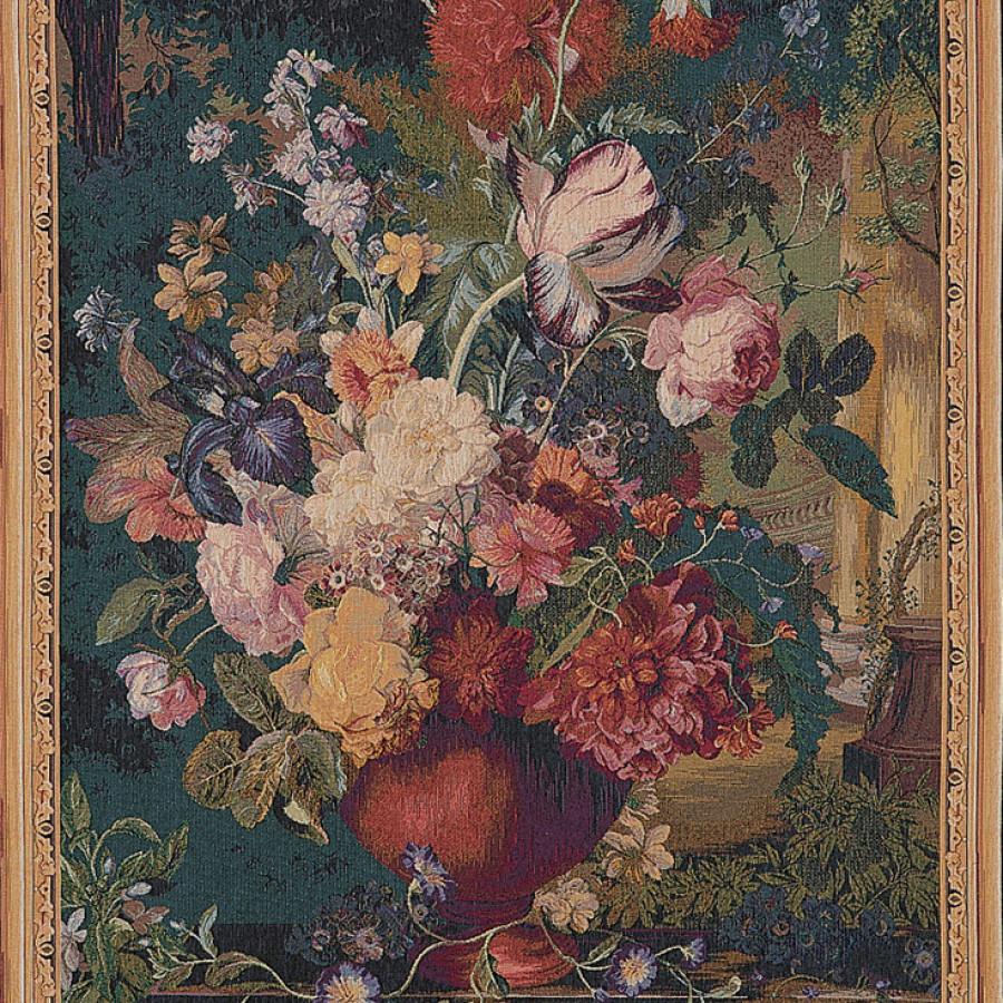 Tapisserie Bouquet flamand