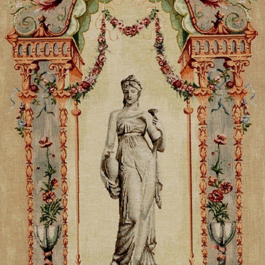 Tapisserie Portière statue Palais de l'Elysée