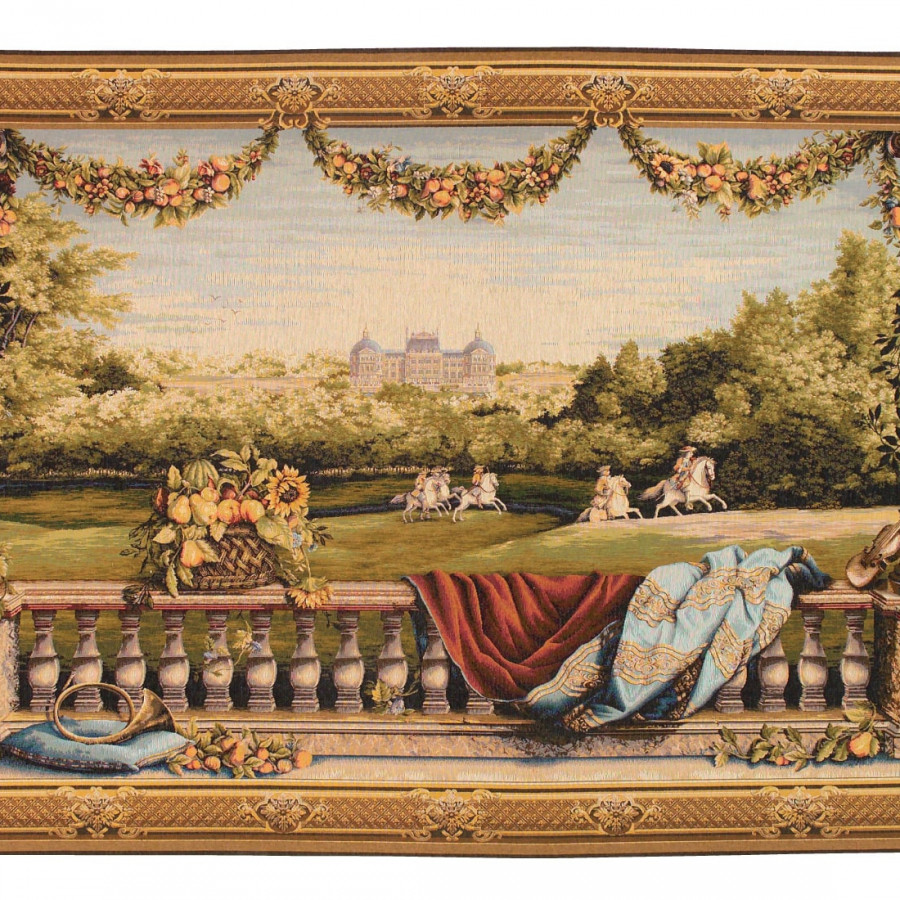 Tapestry Château Bellevue (large)