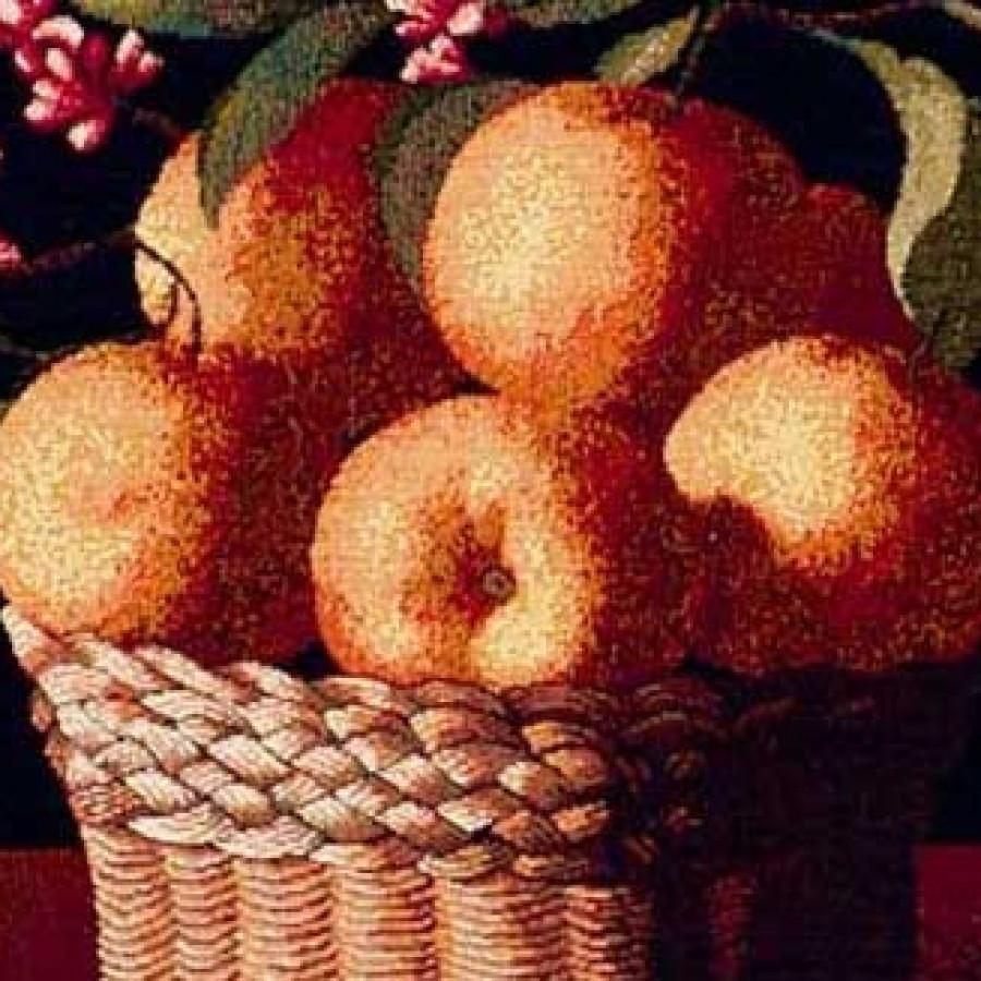 Tapisserie Panier d'oranges