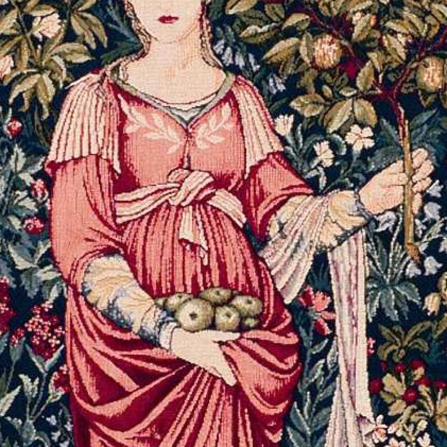 Tapisserie Pomona, William Morris
