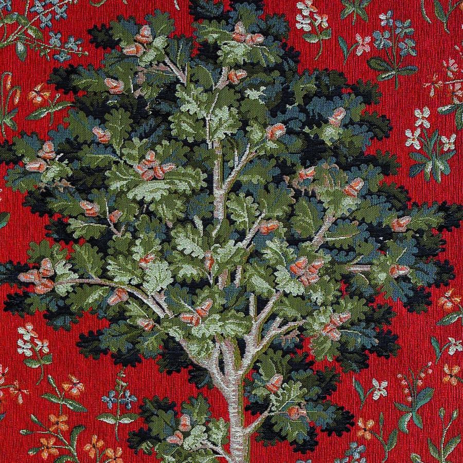 Tapestry Chene medieval