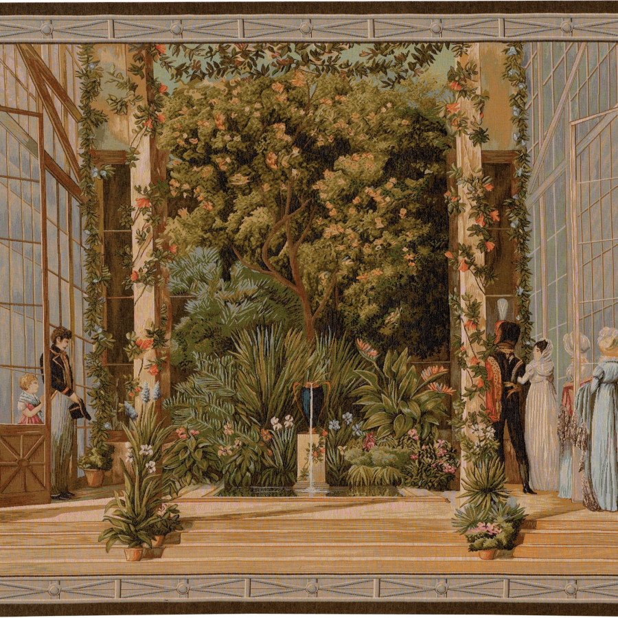 Tapestry The Big Greenhouse