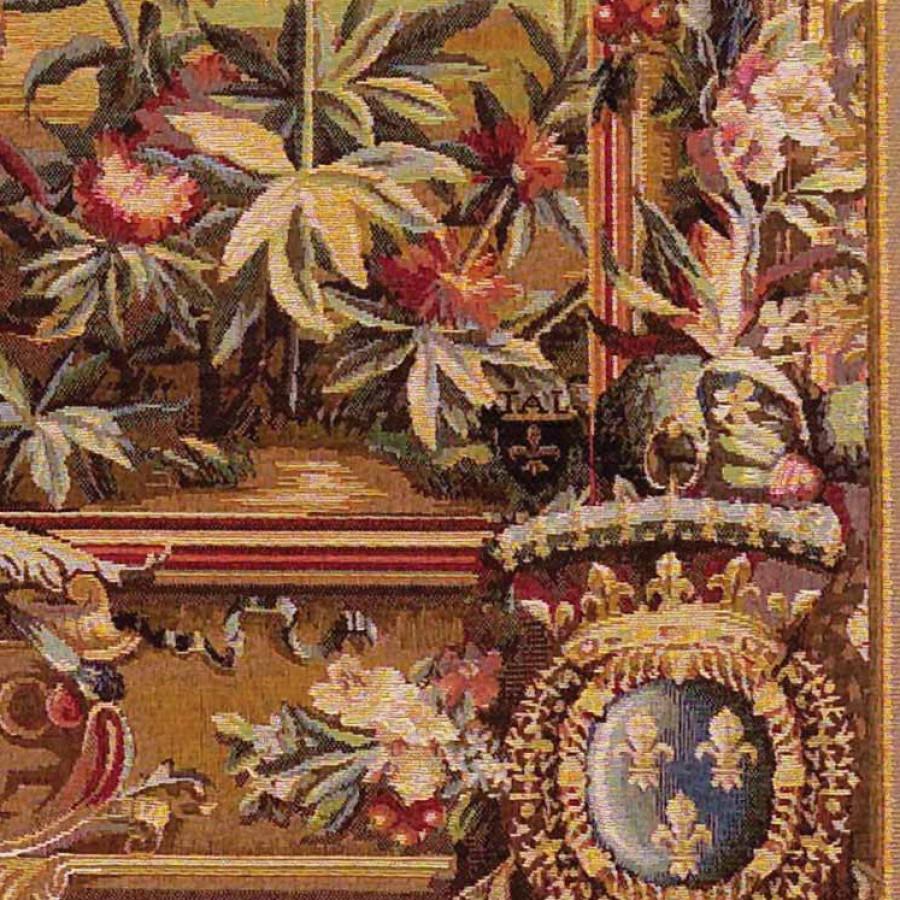 Tapestry La récolte des ananas - basket door