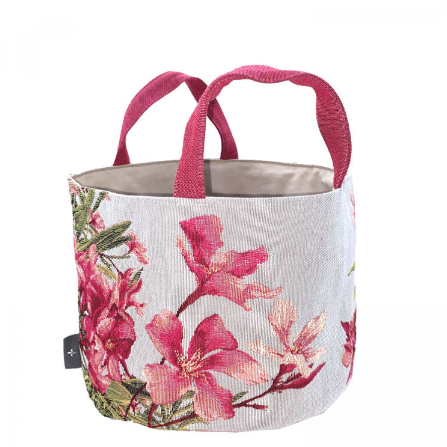 Basket laurel flowers