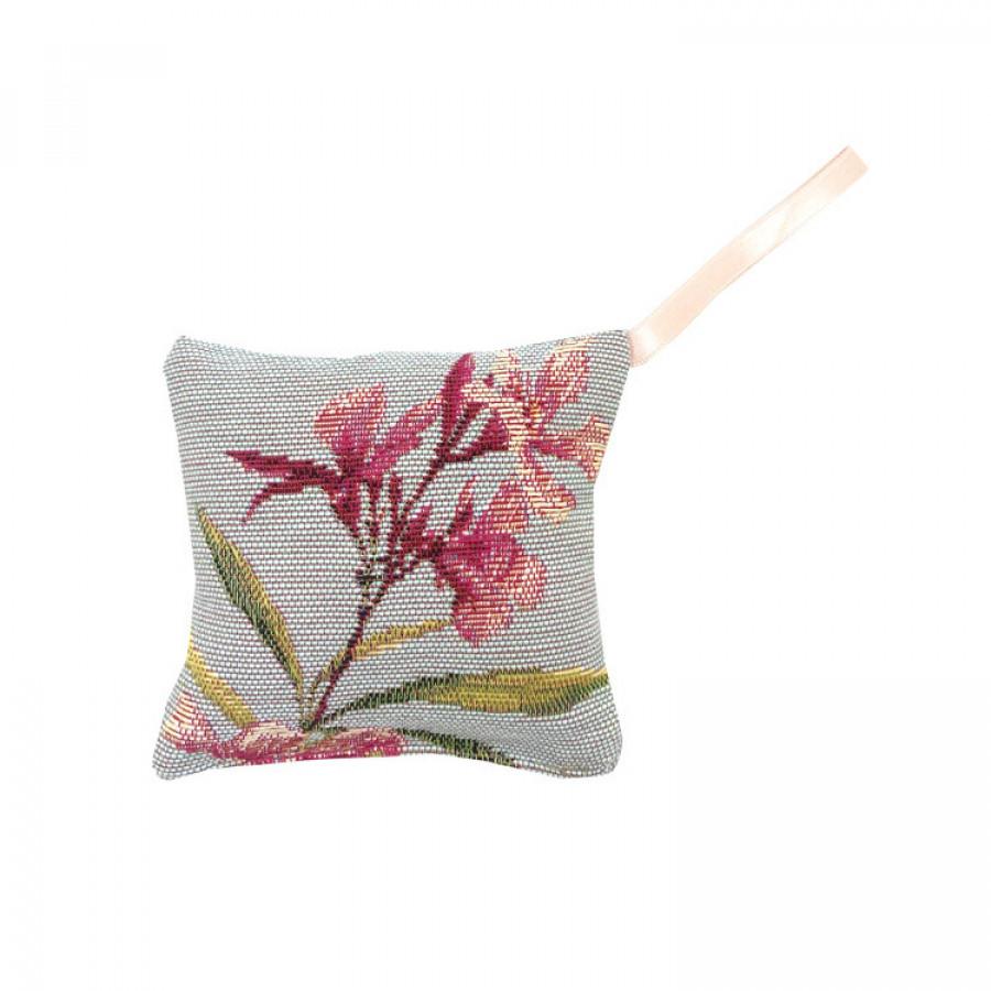 Mini coussin senteur fleurs de laurier