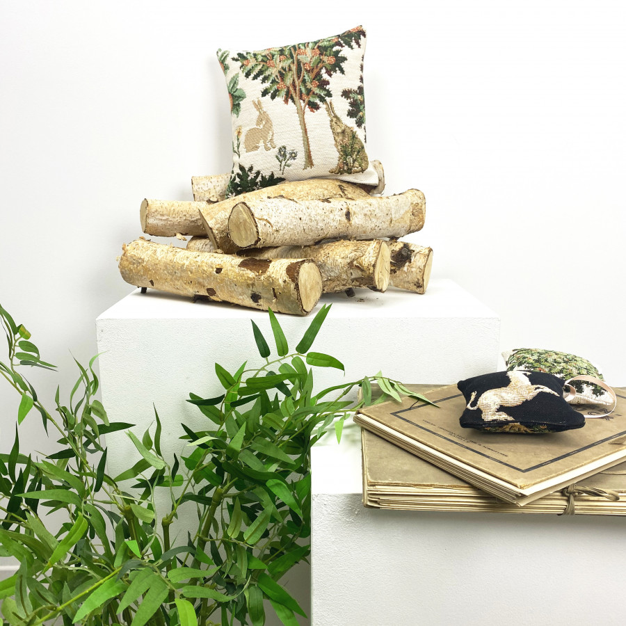 Scented tapestry mini cushion fantasy forest