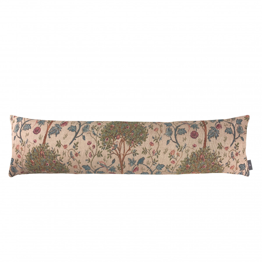 Tapestry cushion cover Kelmscott Tree