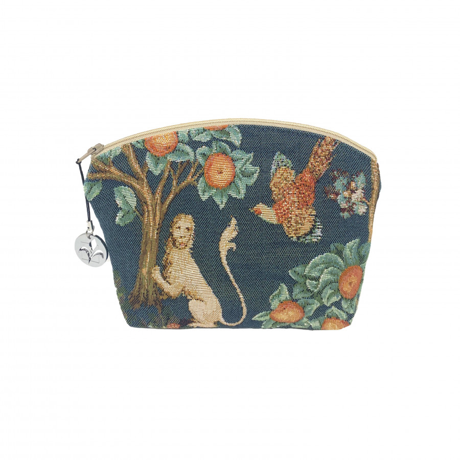 Cosmetic bag fantasy forest