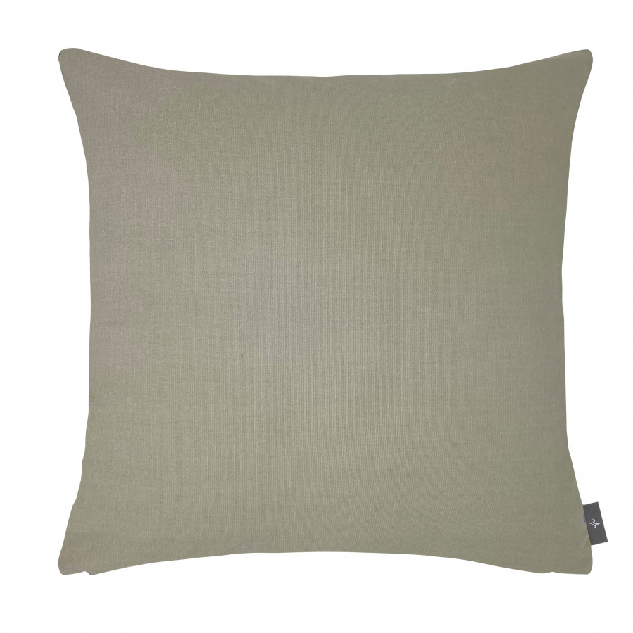 Cushion cover Otriches and foliage